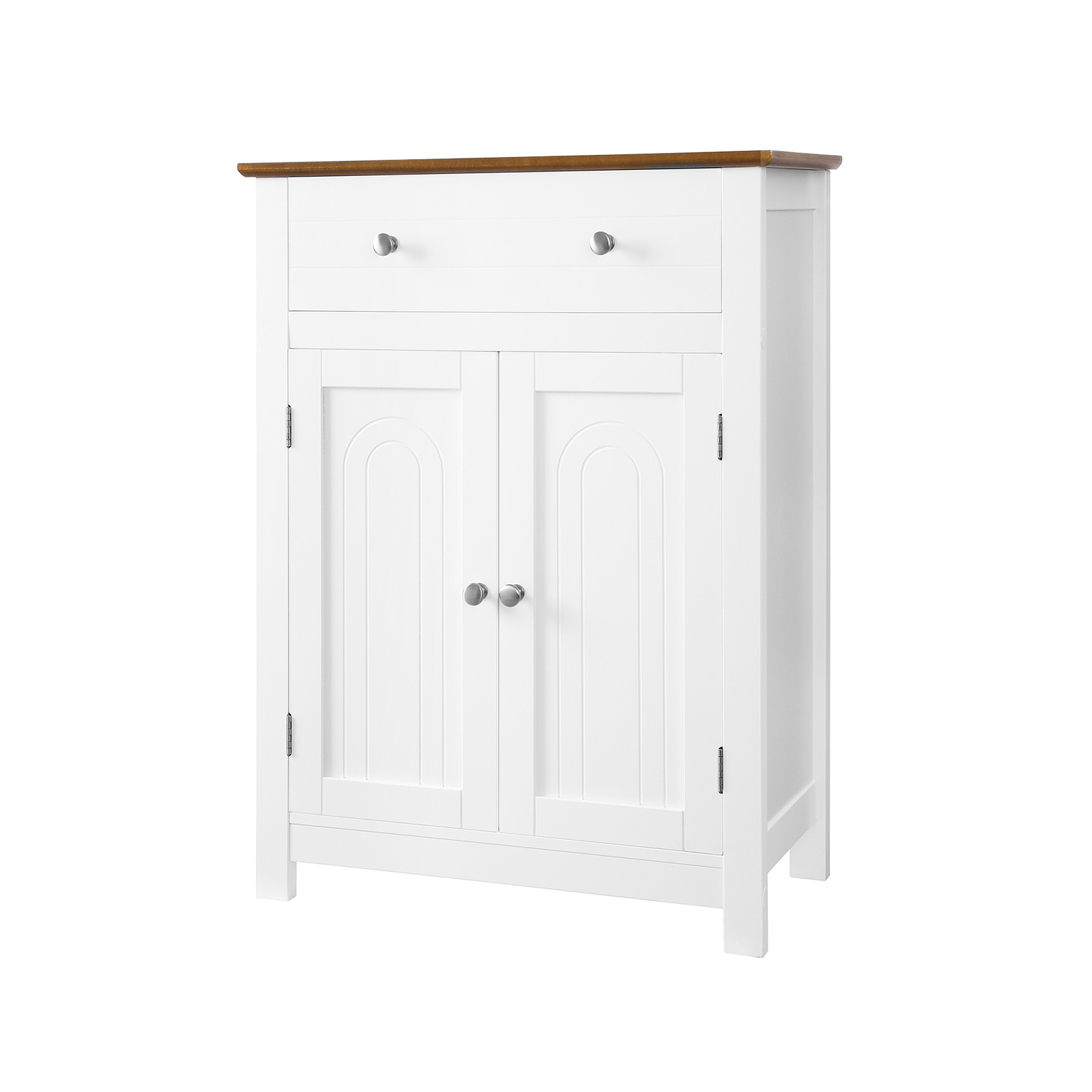 Picture of: Free Standing Bathroom Cabinet Storage Cabinet Vasagle By Songmics