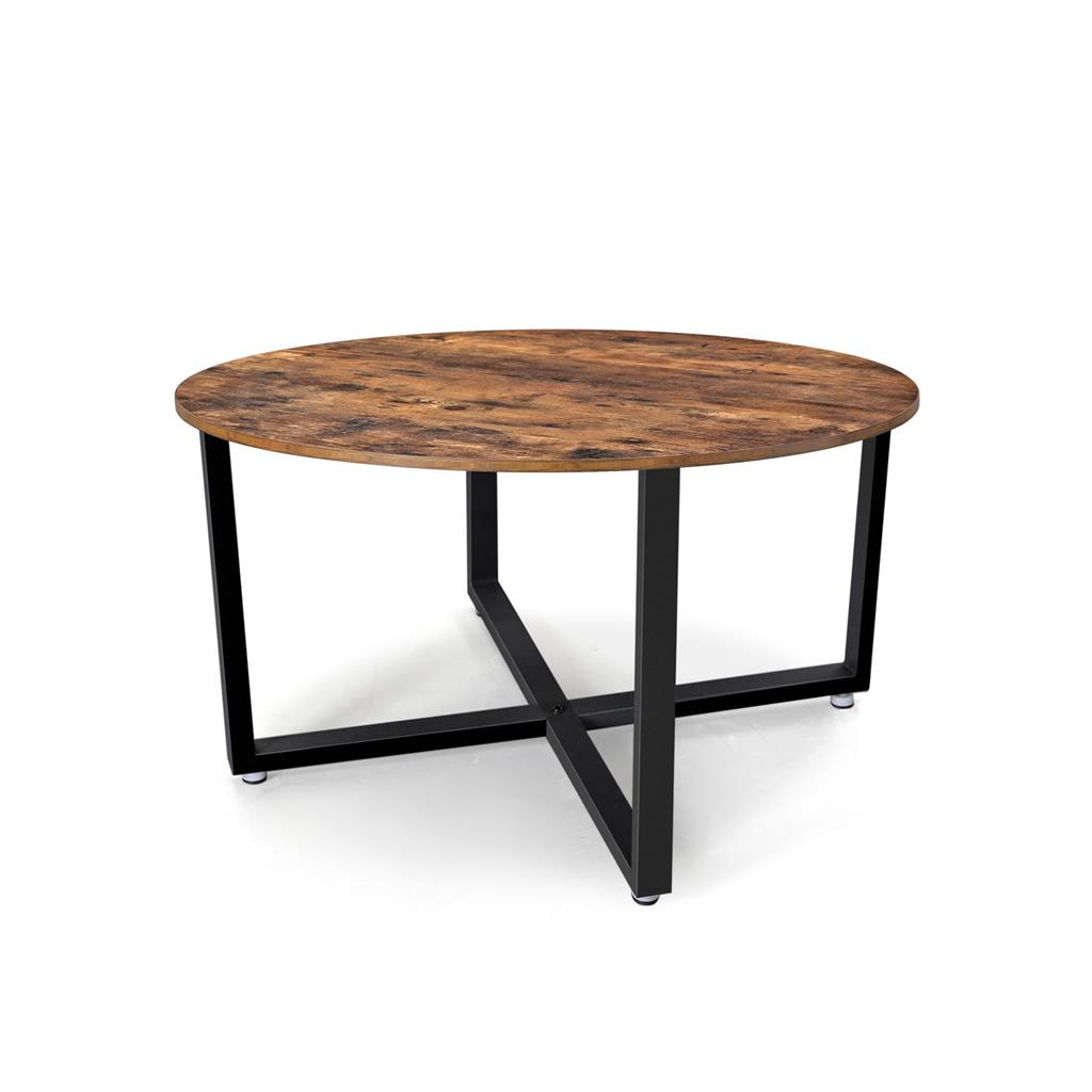 Metal Frame Coffee Table
