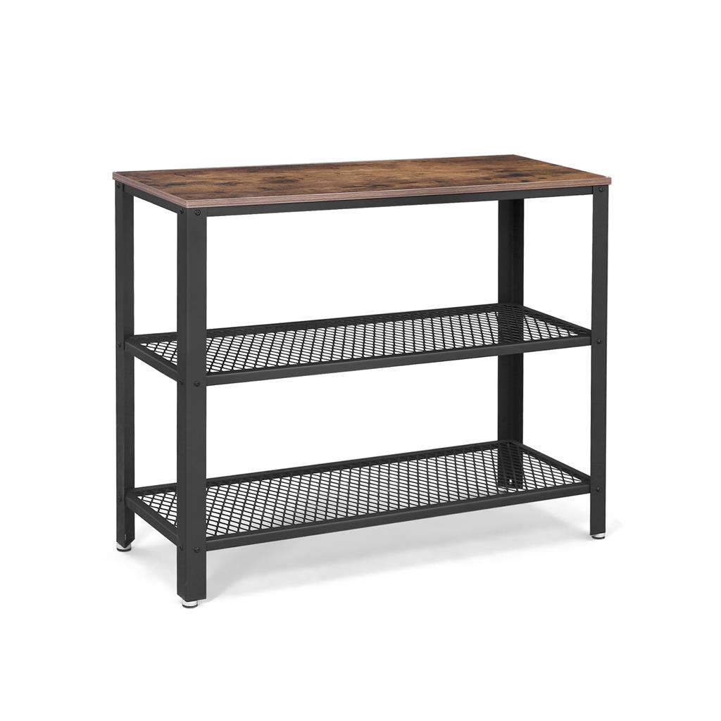 Picture of: Industrial Console Table Console Table Vasagle By Songmics
